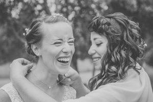 sourires préparatifs mariage