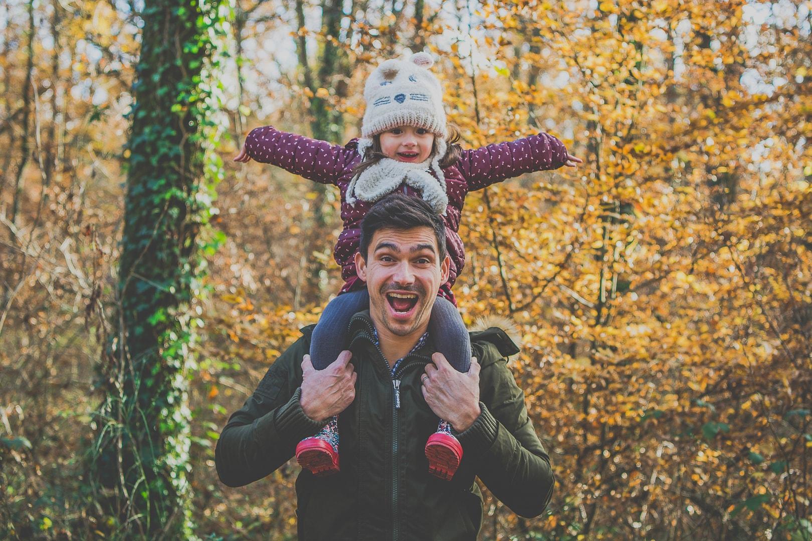 Photo enfance famille lifestyle